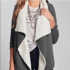 Abercrombie & Fitch Sweaters - Abercrombie & Fitch Fuzzy Sweater